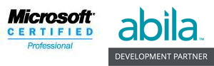 Microsoft Certified Professional And Abila Development Partner Gold